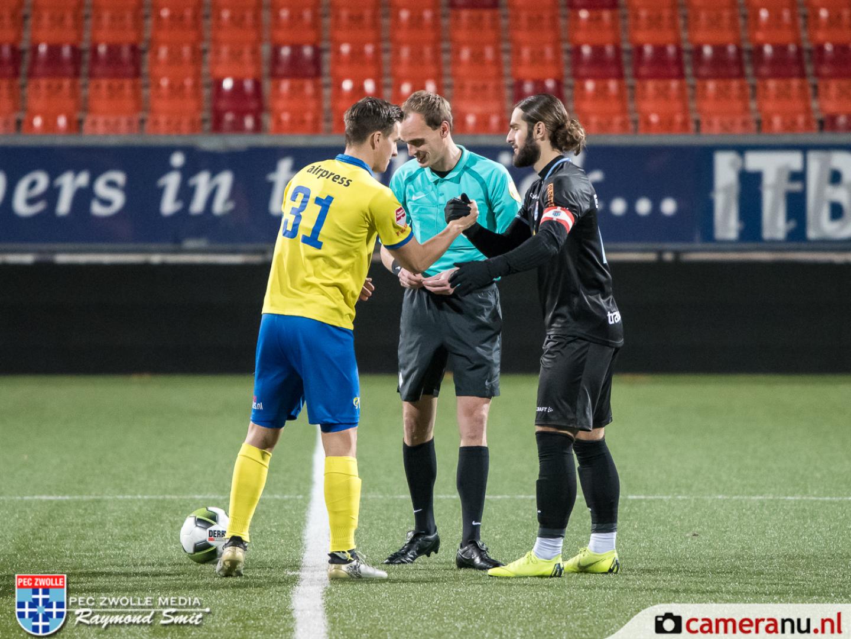 Jong Sc Cambuur Jong Pec Zwolle 3 5 Peczwolle Nl