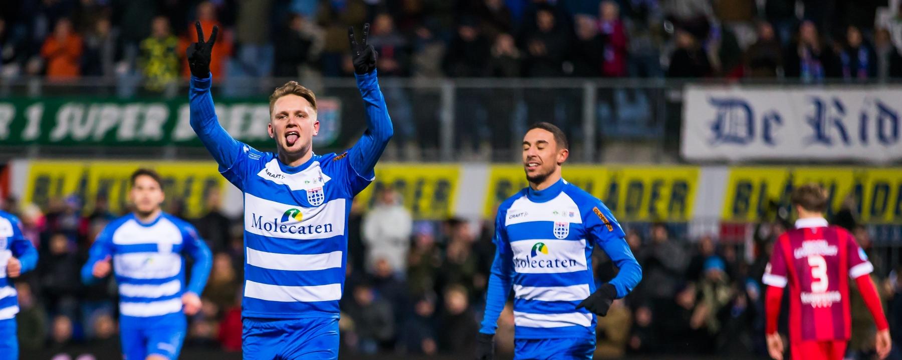 Matchfacts Pec Zwolle Fc Emmen Peczwolle Nl